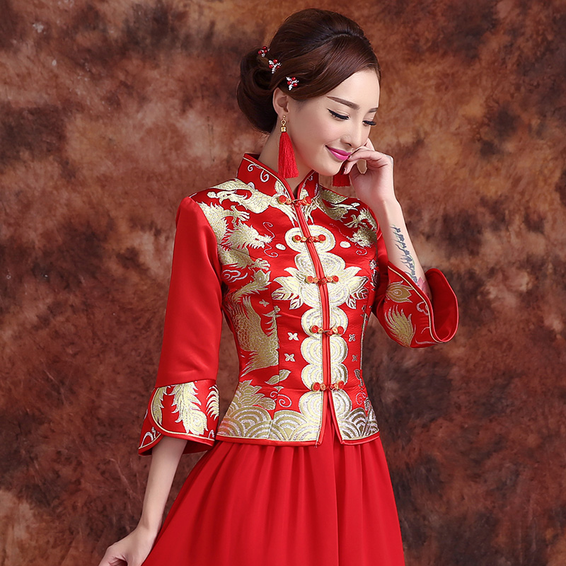 China Gold Brocade Dress China Gold Brocade Dress Shopping Guide At