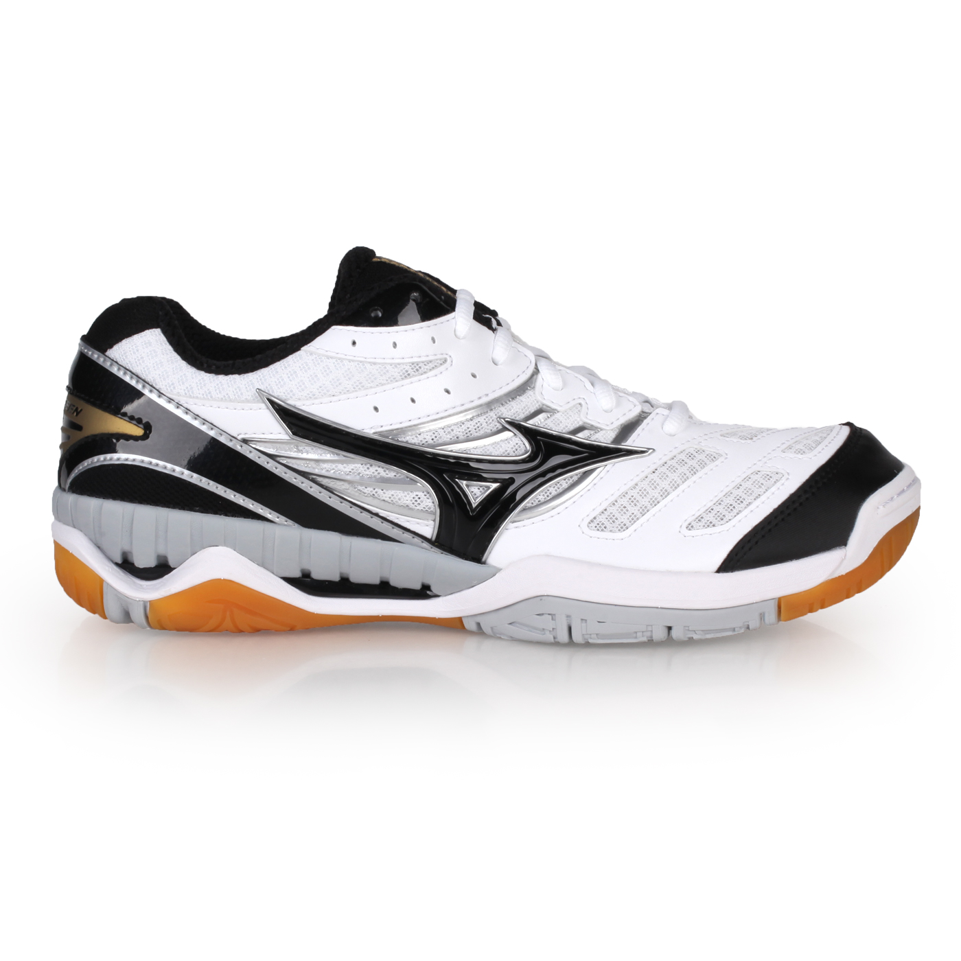 Mizuno wave rydeen men's volleyball shoes (free transport mizuno badminton shoes official website direct mail taiwan imported