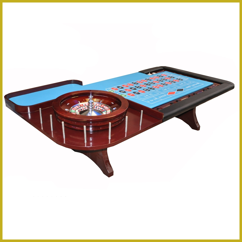 290 135 Large Roulette Table With Solid Wood Tables Can Be Equipped