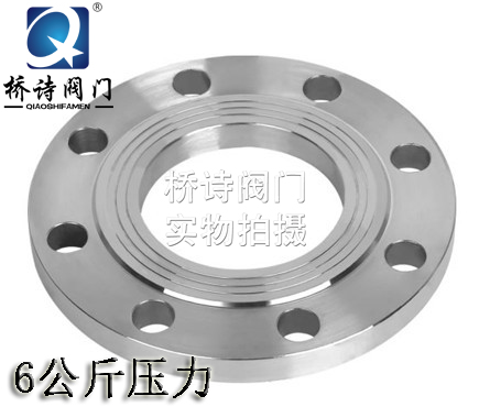 304 stainless steel flange piece/plate welded flange/welded flange/flange/gasket 6 16公斤pressure