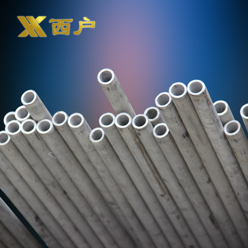 304 stainless steel tube 316 stainless steel capillary tube thick tube stainless steel round tube Stainless steel industrial pipes