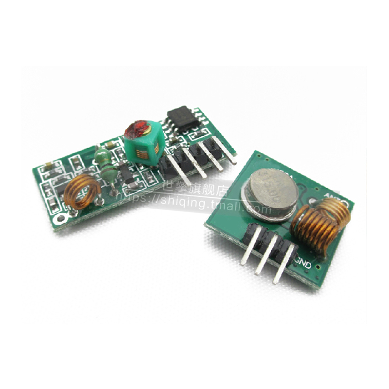 315 m super regenerative module wireless transmitter module transmitter receiver 315 frequency (1 pairs)