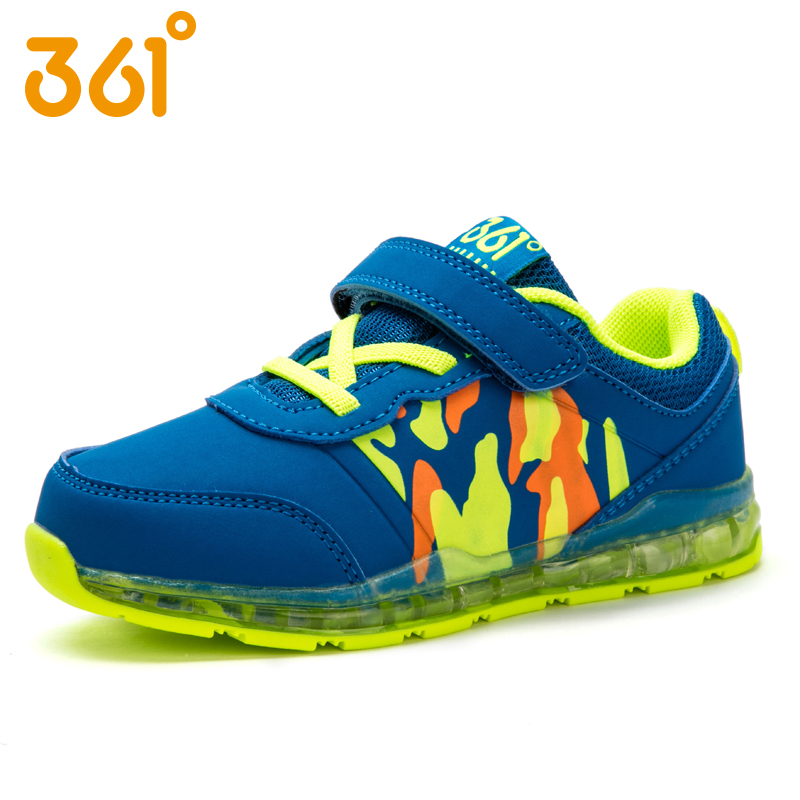 361 degrees shoes authentic men's running shoes cushion cushioning running shoes 2016 autumn new male children K7641022
