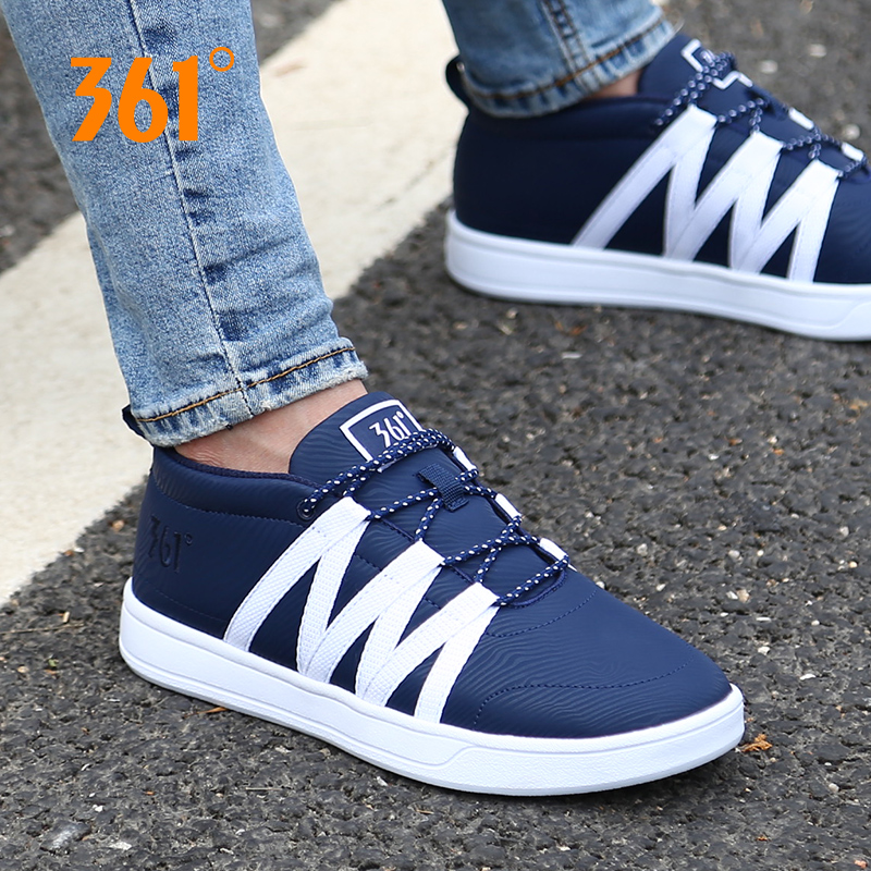 361 degrees shoes men's shoes in autumn 361 official flagship store new winter sport shoes men casual shoes student hu