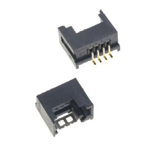 37203-1BE0-003-PL [headers & housings wire 3 p r/a smt socket