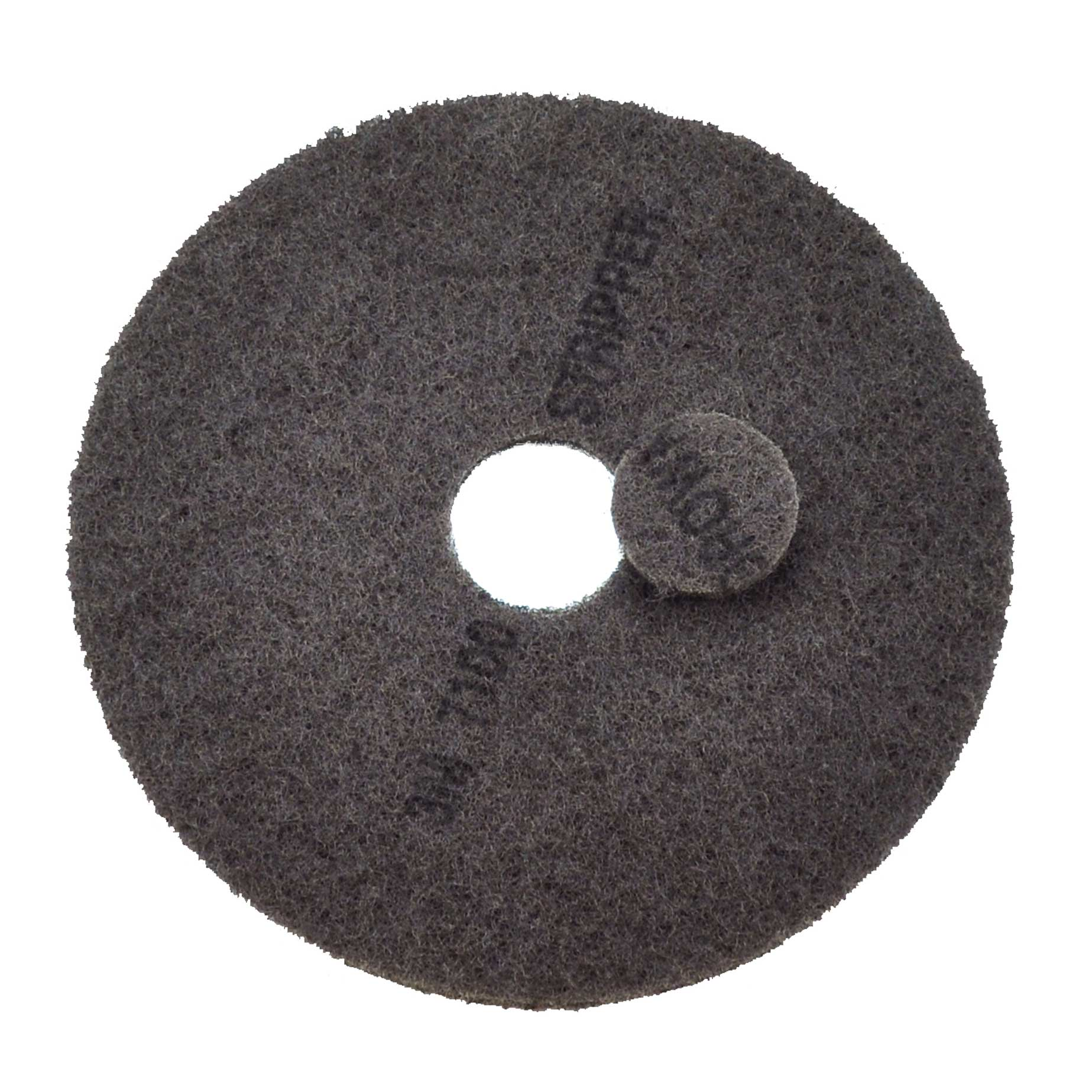 3M7100 marks in addition to brushing scouring pad polishing pad cleaning pad pad dry/wet wax pad 20 inch brown