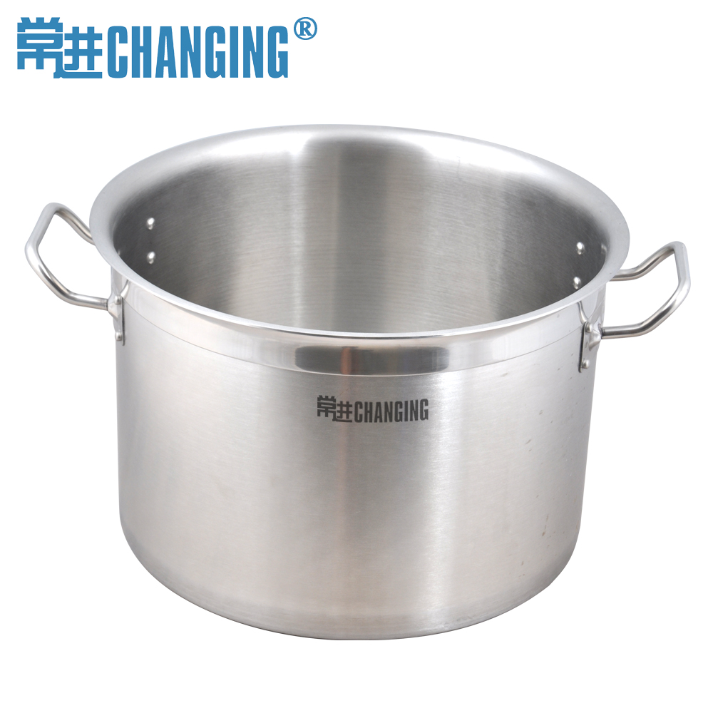 40*26 stainless steel soup bucket 32l stainless steel bucket bucket bucket rice porridge buckets stainless steel barrels With lid kindergarten available