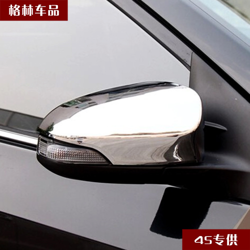 4s specifically for the new toyota corolla 14 refit dedicated rearview mirror rearview mirror scuff protective cover