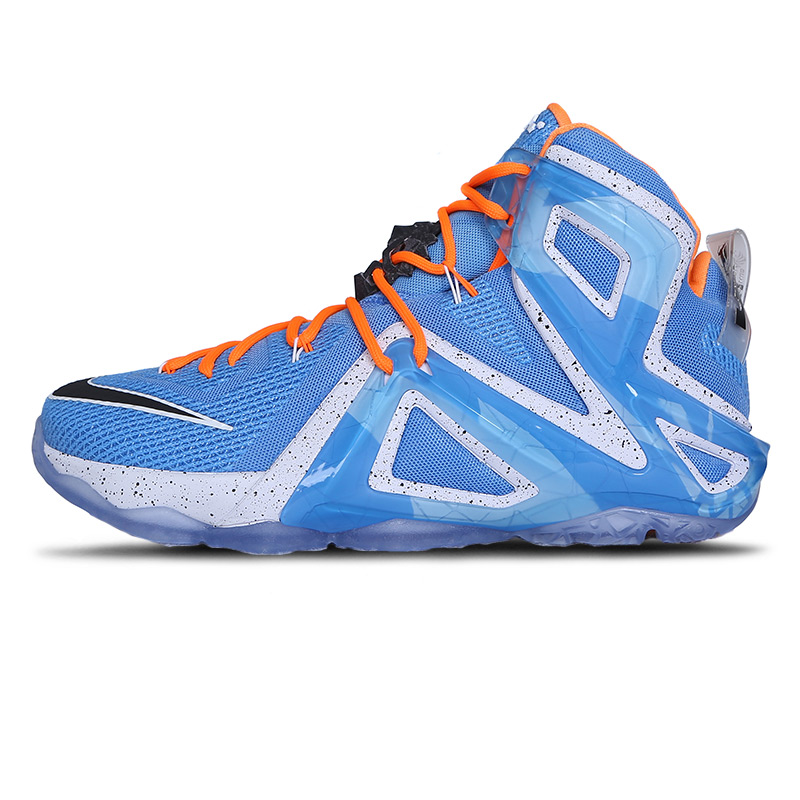 size 40 ee38b a81ee Get Quotations · 5 off nike lebron xii james 12 elite elite mens  basketball shoes cushioning 724559-488