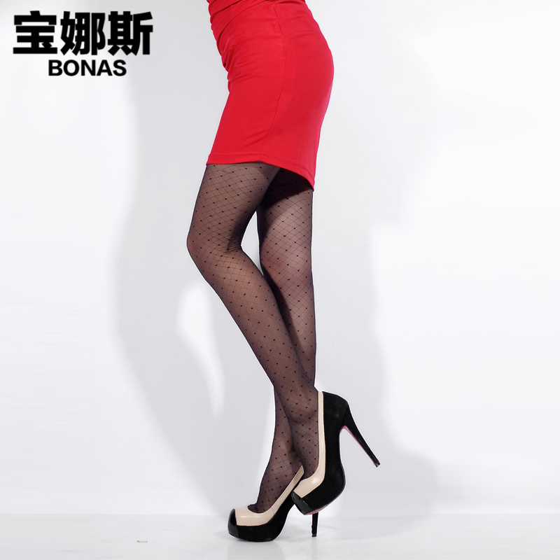 5 pairs of dress po lady stockings female autumn and anti hook wire pantyhose jacquard little fishnet stockings summer thin section bottoming socks