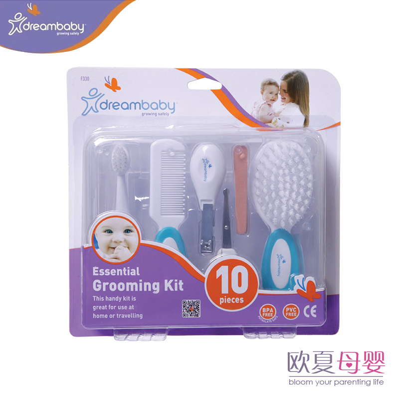 6 fold 3 pieces 1 pieces 2 pieces of 7 discount 5 off australia dreambaby infant teeth cleaning kit brush Comb nail