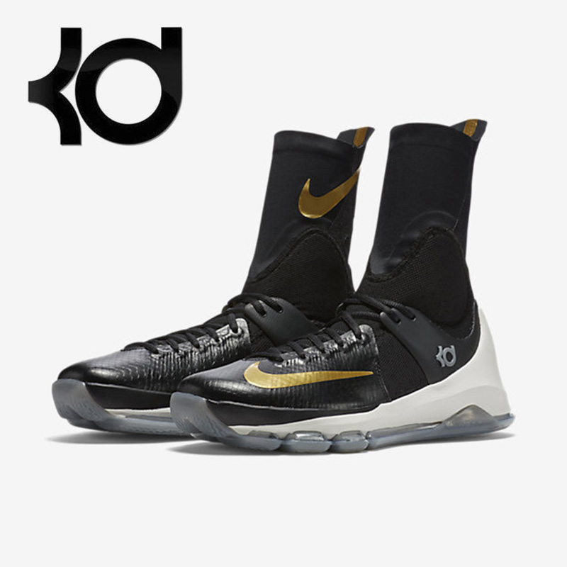 ae710f84101e Buy 8 black gold ep durant nike kd 8 elite elite high limited male basketball  shoe 835615-071 in Cheap Price on Alibaba.com