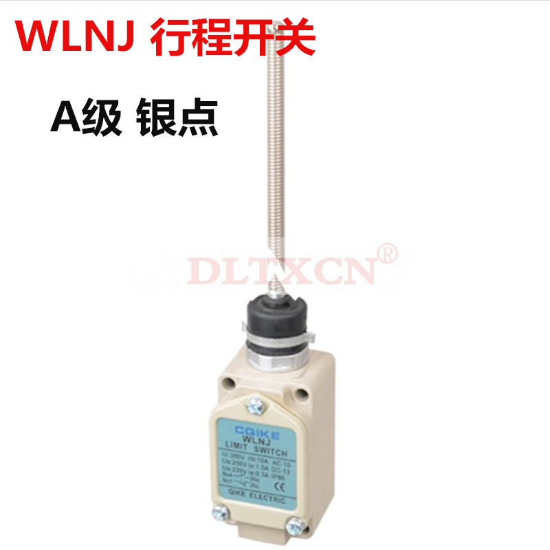 A grade high quality small horizontal micro switch limit switch wlnj limit switch limit switch