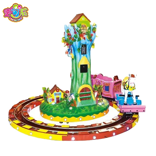 A history of viagra fairy tale carriage train track children's playground large entertainment facilities coin amusement machine factory