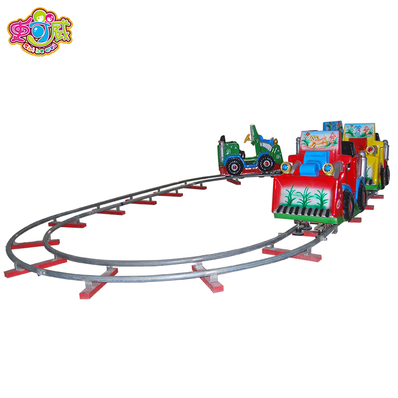 A history of viagra works four slot rail car train track children's train large indoor carousel