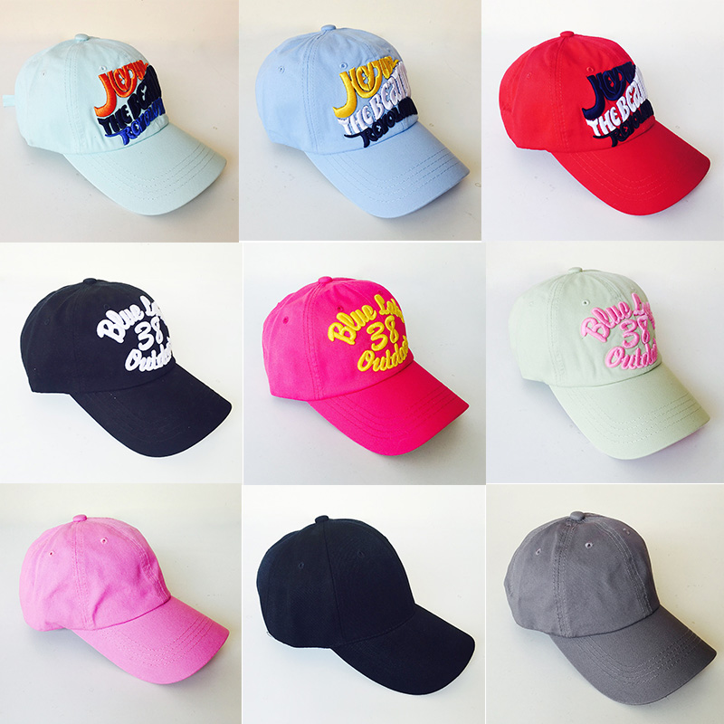 Get Quotations · A variety of men and ladies baseball cap hip-hop summer  and autumn dark blue 0771876343