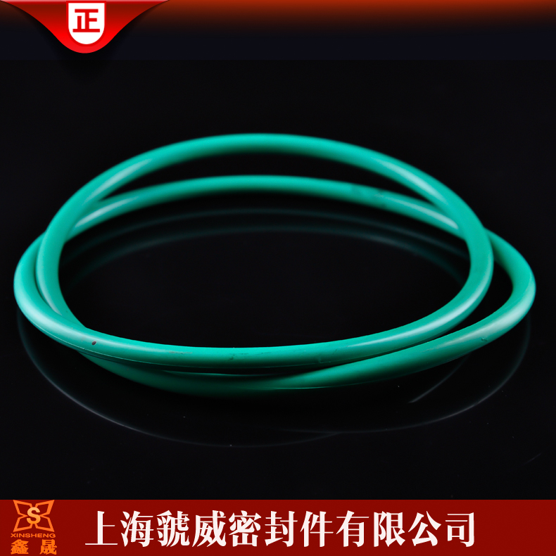 Acid and alkali resistant o ring seals the outside diameter of 190/195/200/205/210/215/220*5.7 fluorine rubber seals
