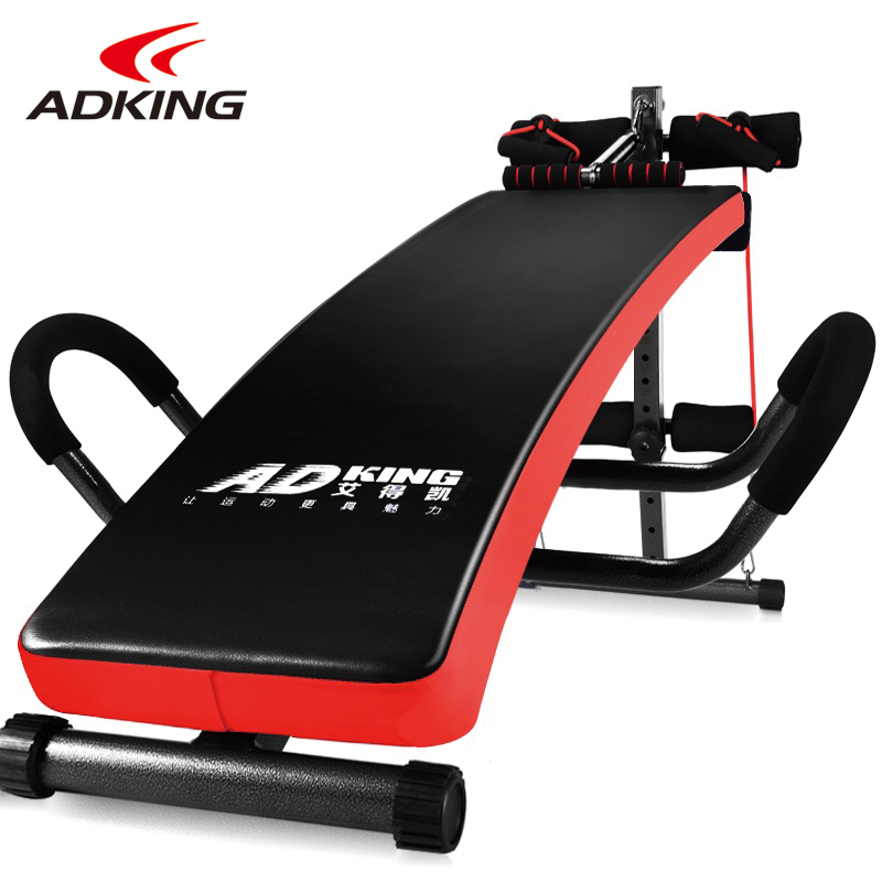 445a6e90146 Get Quotations · Adking supine board abdominal crunches home fitness  equipment multifunction abdomenizer abdominal board dumbbell bench