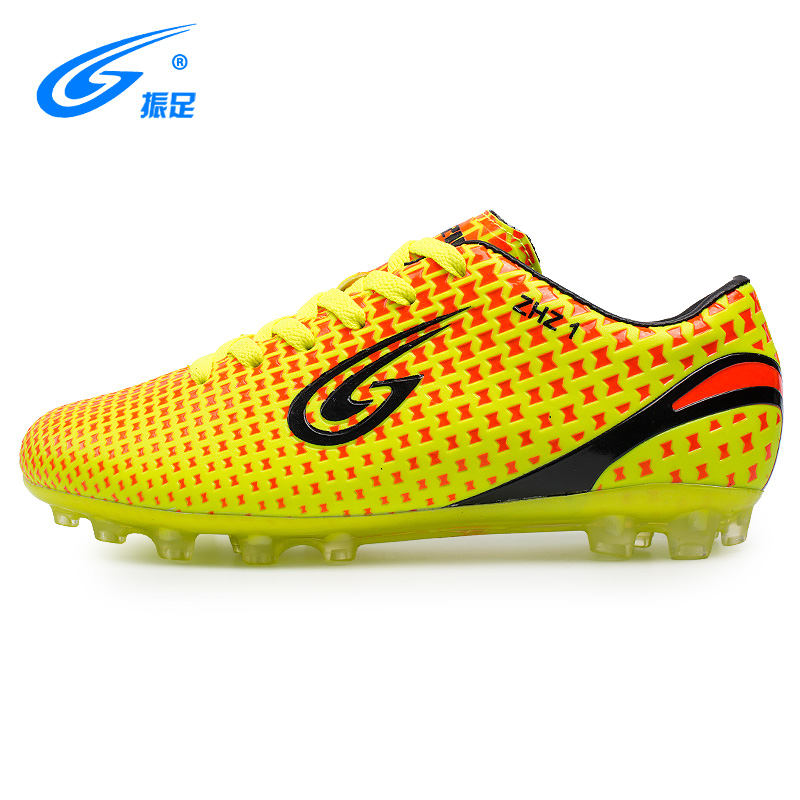 49184cc1a34 Get Quotations · Ag soccer shoes football shoes broken nails artificial  turf training shoes adult female models vibrating foot
