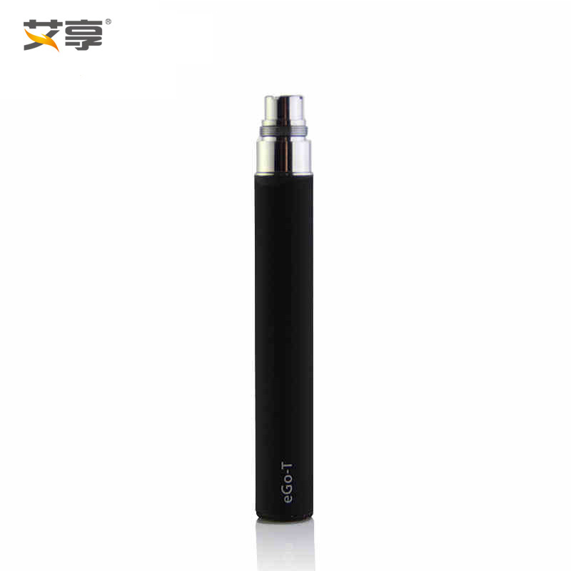 Ai enjoy ego-t electronic cigarette dedicated 1300 mA lithium battery electronic cigarette tobacco stems battery pole automatic bar!