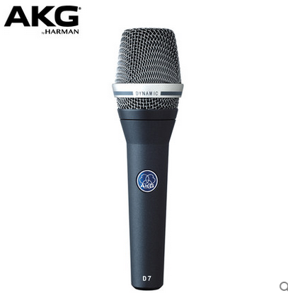 Akg/love technology D7S dynamic vocal microphone microphone professional theatrical singer