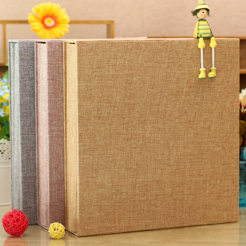 Album album interstitials family photo album 5 inch 6 inch 7 inch 600 mixed boxed album album album of the cloth Alumni