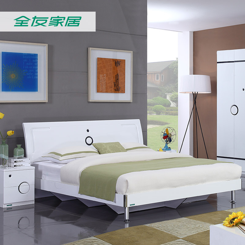 All friends of the home of modern minimalist furniture bed wardrobe dresser bedroom furniture liu jiantao suit 10690 5