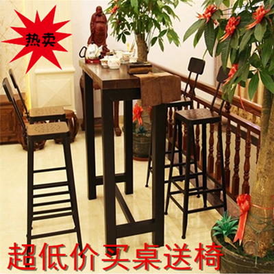 American iron wood tables and chairs starbucks reception highchairs wood bar stools wood bar cafe tables leather
