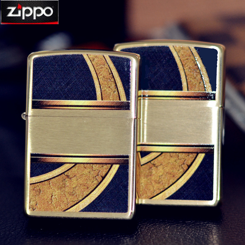 American original genuine zippo lighter 2015 new zippo lighters genuine brushed copper gold black
