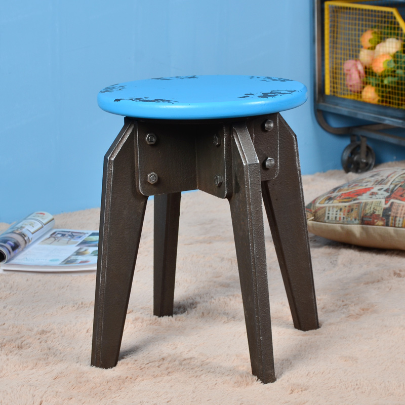 American village industrial retro style wrought iron to do the old wood bar chair lift bar stool bar stool round stool bar stool