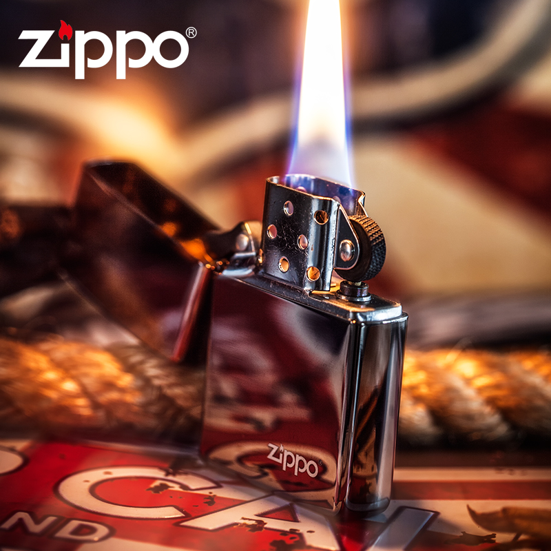 American zippo lighters genuine original limited edition zippo lighter windproof lighter black ice logo 150zl