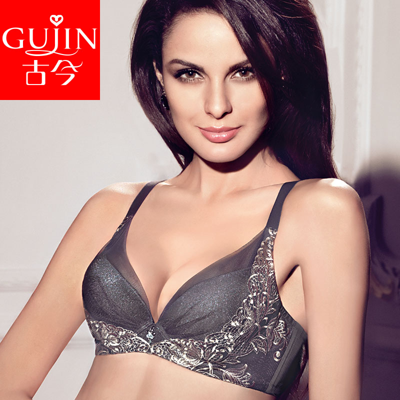 Ancient ancient and modern bra counter female underwear big breasted side income furu adjustable bra 0c608