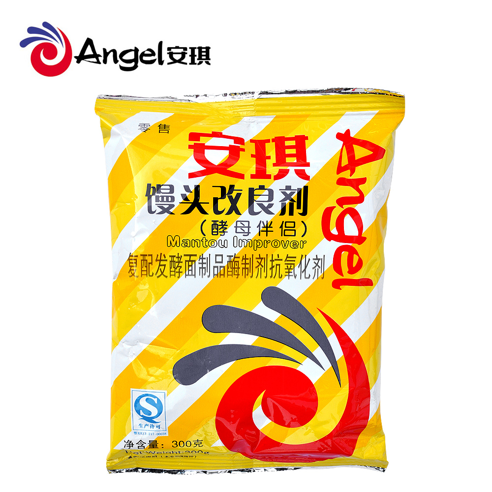 Angel bread improver 300g yeast companion baking ingredients to make bread buns hanamaki