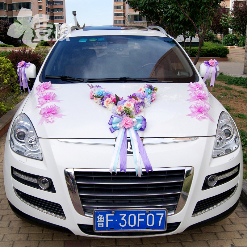 China Marriage Car Decoration, China Marriage Car Decoration ...
