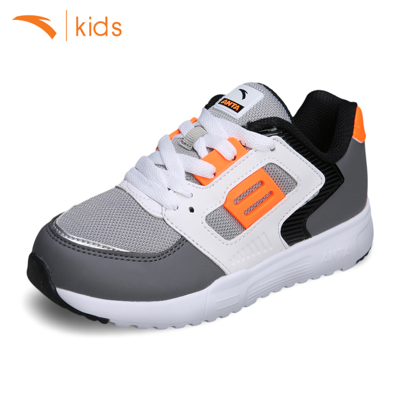 Anta shoes men's sports shoes 2016 autumn and winter new big boy casual shoes running shoes running shoes 31648803