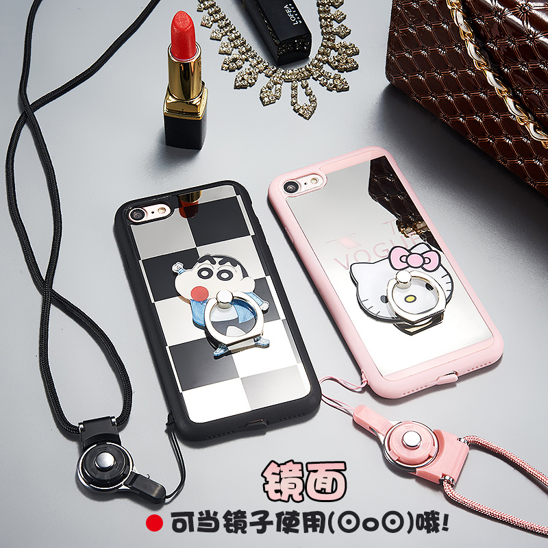 Apple iphone7plus iphone7 popular brands of mobile phone shell female models korea creative phone shell protective sleeve new