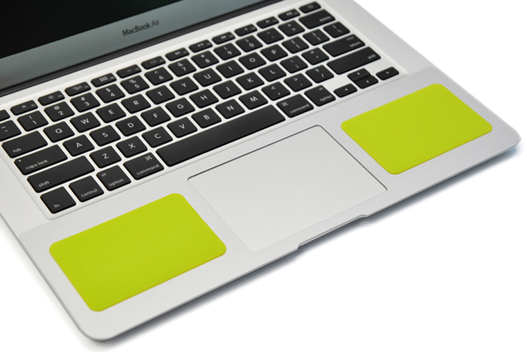 Apple laptop macbook air pro hand pillow wrist pad color silicone satisfy wrist rest membrane