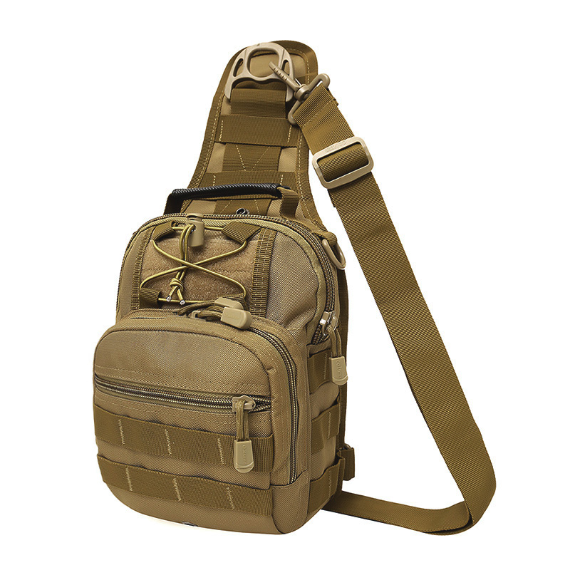 Army fans wild march outdoor tactical camouflage shoulder bag men and women chest bag handbag shoulder bag leisure messenger bag