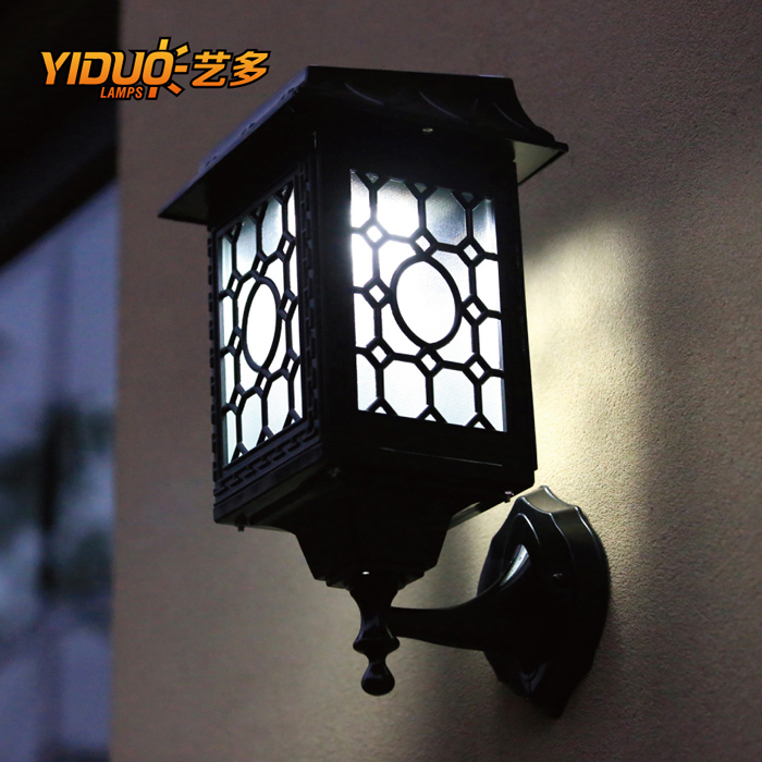 Arts and more and more of the quartet hollow european wall lamp outdoor solar led lights waterproof wall lamp wall lamp wall lamp outdoor balcony wall lamp wall lamp wall lamp