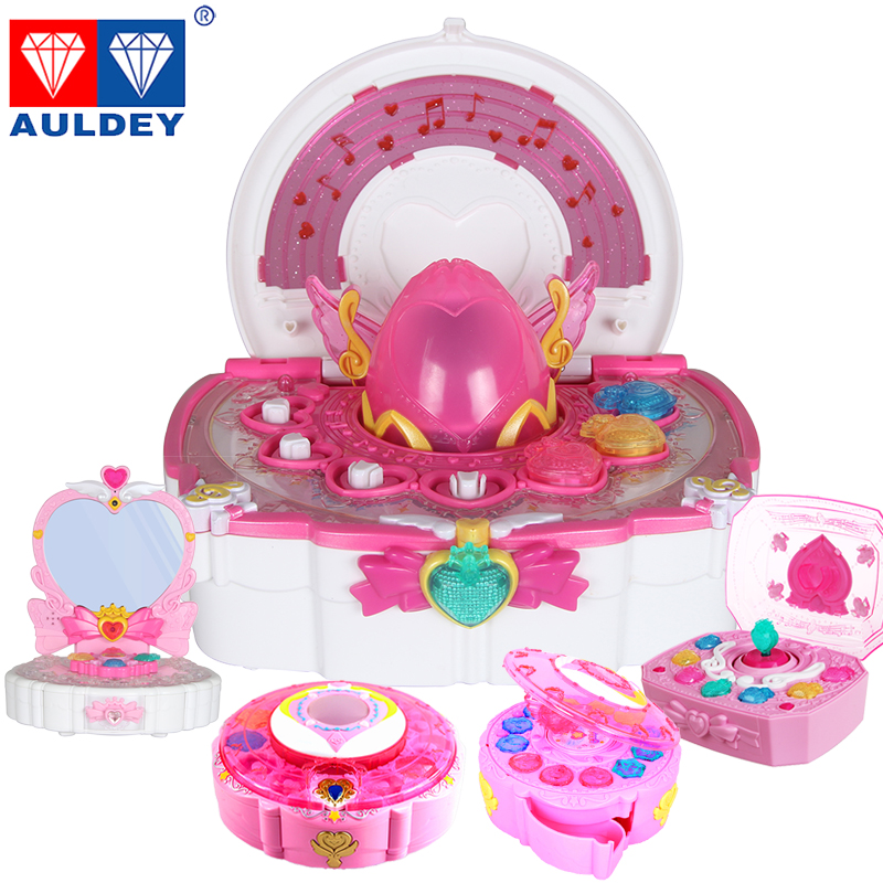 Audi double diamond balala little magic fairy toy music box music box notes box infoprogramme evening star box collector