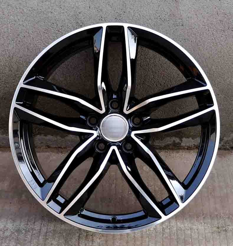 Audi wheels 16 17 18 19 20 10-inch installment purchase full line of audi A4A3Q3A6A5TTQ5Q7 wheelboss