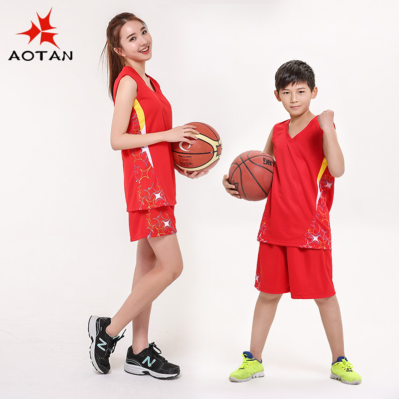 7dc0d41dac0 Get Quotations · Austrian altar custom jersey basketball clothes suit male  and female models child models basketball game jersey