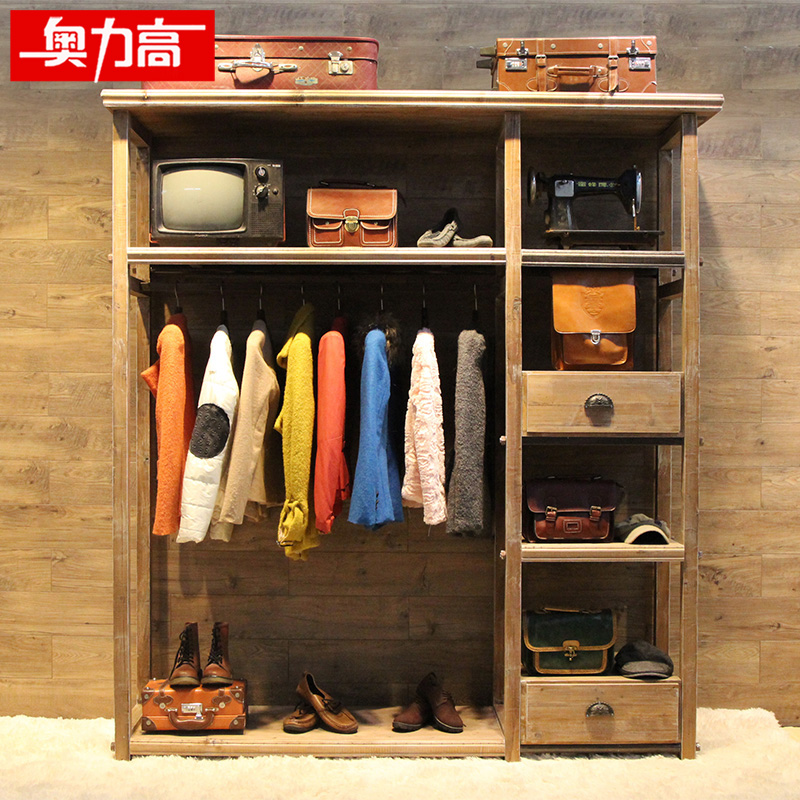 Get Quotations Austrian High Old Vintage Clothing Display Racks For Men And Women S Floor