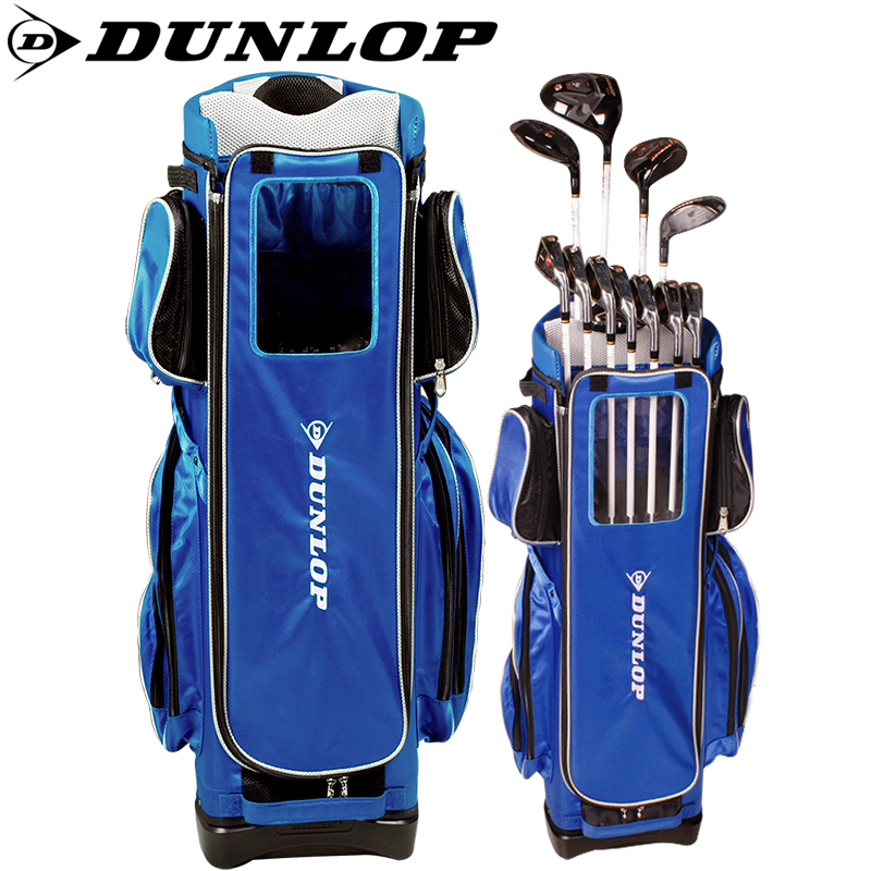Authentic dunlop golf bag new models for men and women shidenglupu multifunctional golf ball bucket bag