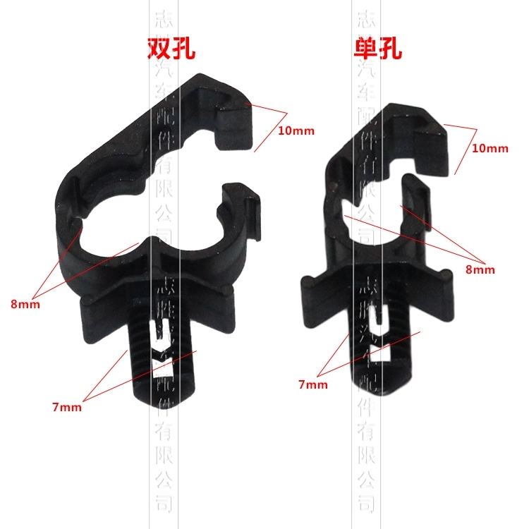 automotive wire harness automotive wire harness automotive wiring harness fixed clamp snap bellows wire fixed buckle plastic card buckle