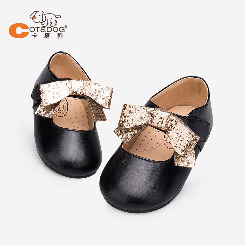 Autumn new female baby shoes children's shoes 2016 years old children baby slip toddler shoes soft bottom shoes women shoes