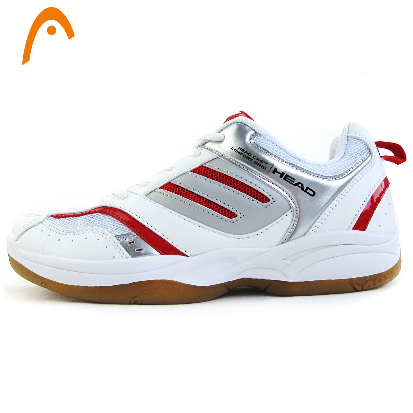 Badminton shoes men and women genuine hyde/head 912 breathable slip badminton shoes/sneakers free shipping