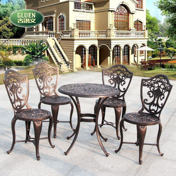 Get Quotations · Balcony chairs bar chairs round table small apartment balcony outdoor furniture outdoor tables and chairs tables & China Balcony Table Set China Balcony Table Set Shopping Guide at ...