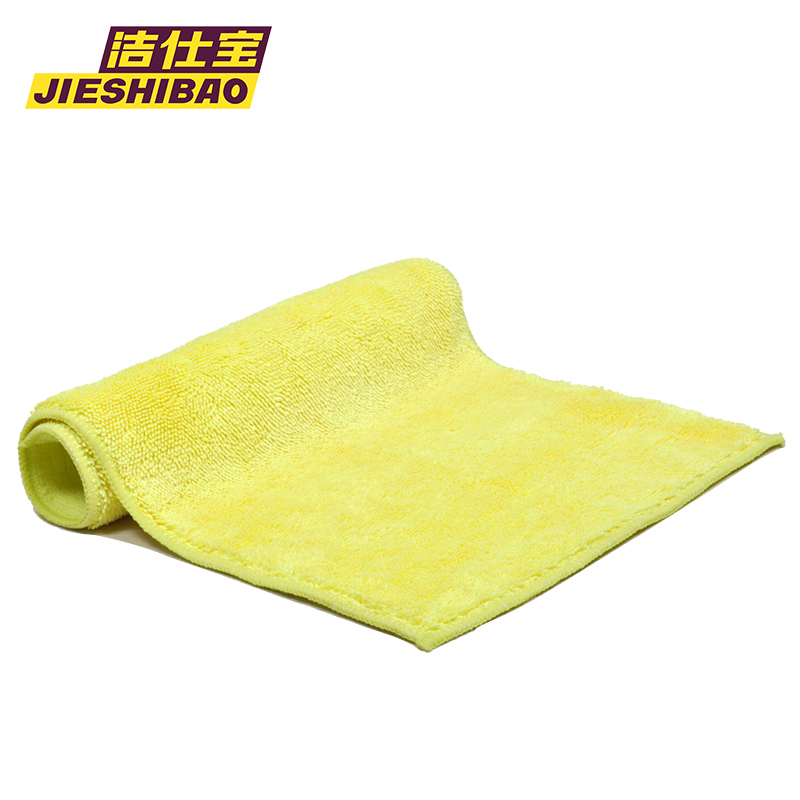 Bao shi jie microfiber cloth with hairy drag the floor absorbent towel long towel flat mop cloth to replace the GSV6