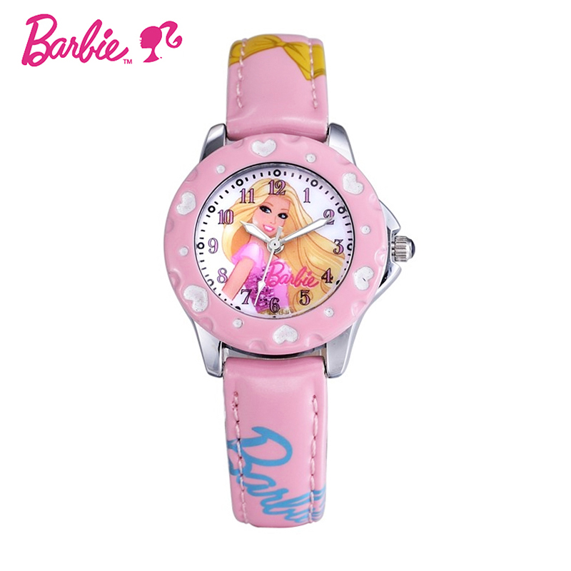 Barbie barbie children's table table students watch korean fashion personality cute cartoon girl princess girls table